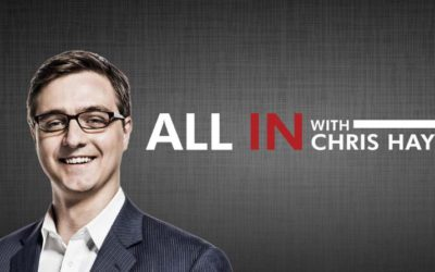 All In with Chris Hayes | MSNBC – 4/10/18
