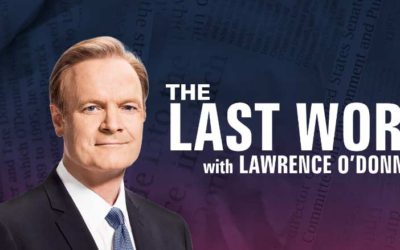 The Last Word with Lawrence O'Donnell | MSNBC – March 16, 2018