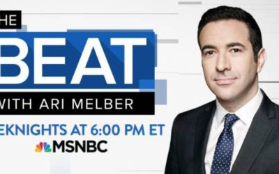 The Beat With Ari Melber – 8/27/18 | MSNBC