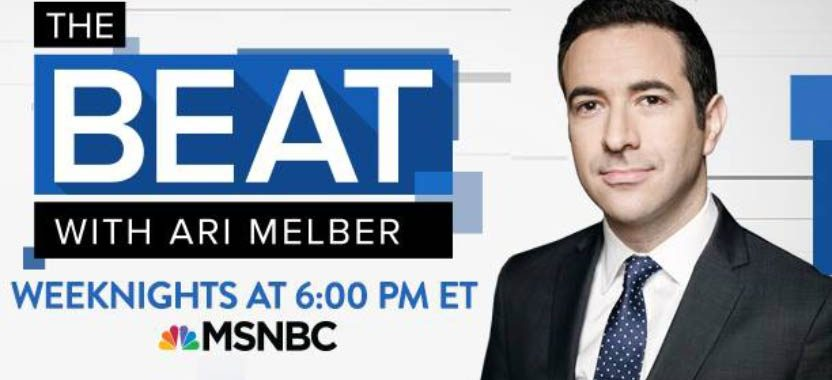 The Beat With Ari Melber | MSNBC – March 29, 2018