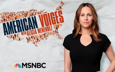 American Voices with Alicia Menendez – 10/10/20 | 6PM