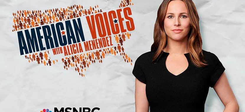 American Voices with Alicia Menendez – 10/18/20 | 7PM