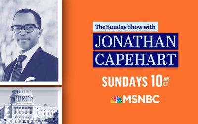 The Sunday Show with Jonathan Capehart – 4/25/21 | 11AM