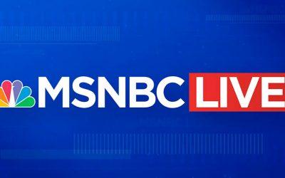 MSNBC Live 11AM – 4/17/21