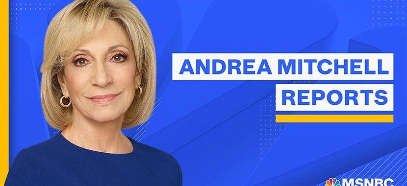 Andrea Mitchell Reports – 7/23/21
